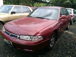 Foto venta Carro Usado Mazda 626 nuevo milenio (1995) color Rojo Pasion precio $7.000.000