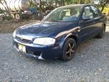 Foto venta Carro Usado Mazda Allegro 13 Sinc (2000) color Azul precio $11.500.000