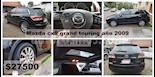 Foto venta Auto Usado Mazda CX-9 2.5L Grand Touring  (2009) color Gris precio u$s27.500