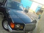 Foto venta carro Usado Mercedes Benz Clase A A160 Classic (1980) color Negro precio BoF225.000
