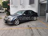 Foto venta Auto Seminuevo Mercedes Benz Clase C 200 CGI Exclusive Aut (2013) color Gris precio $300,000