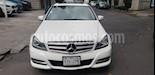 Foto venta Auto Seminuevo Mercedes Benz Clase C 200 CGI Exclusive Plus Aut (2014) color Blanco precio $255,000
