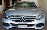 Foto venta Auto Seminuevo Mercedes Benz Clase C 200 CGI Exclusive (2016) color Plata Iridio precio $407,500