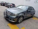 Foto venta Auto Seminuevo Mercedes Benz Clase C 200 CGI Sport Aut (2012) color Gris precio $230,000