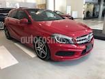 Foto venta Auto Seminuevo Mercedes Benz Clase C 200 CGI Sport (2015) color Rojo precio $330,000
