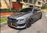 Foto venta Carro Usado Mercedes Benz Clase CLA 200 (2016) color Gris precio $87.500.000