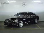 Foto venta Auto Usado Mercedes Benz Clase E Coupe 350  (2010) color Negro precio $299,000