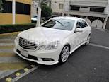 Foto venta Auto Seminuevo Mercedes Benz Clase E 250 Sport (2011) color Blanco precio $239,900