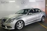 Foto venta Auto usado Mercedes Benz Clase E 350 CGI Avantgarde (2012) color Plata precio $279,000