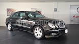 Foto venta Auto Seminuevo Mercedes Benz Clase E 350 Elegance (2009) color Negro precio $190,000