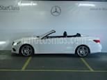 Foto venta Auto Seminuevo Mercedes Benz Clase E 400 CGI Convertible (2014) color Blanco precio $569,000