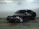 Foto venta Auto usado Mercedes Benz Clase E 500 Avantgarde (2010) color Negro precio $279,000