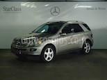 Foto venta Auto Seminuevo Mercedes Benz Clase M ML 500 Lujo (2008) color Cafe precio $199,000