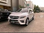 Foto venta Auto usado Mercedes Benz Clase M ML 500 Lujo (2015) color Blanco precio $650,000