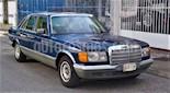 Foto venta carro Usado Mercedes Benz Clase S S500 Largo (1983) color Azul precio u$s2.000
