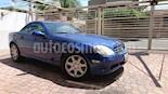 Foto venta Auto usado Mercedes Benz SLK 230k L4,2.3i,16v A-S2 1 (1998) color Azul precio u$s12.000