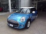 Foto venta Auto Seminuevo MINI Cooper Pepper Aut (2016) color Azul precio $290,000