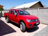 Foto venta Auto usado Mitsubishi L-200 2.5 Katana CR Diesel 4X2 (2013) color Rojo precio $9.600.000