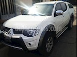 Foto venta Auto usado Mitsubishi L200 4x4 2.5 High Power CD Full Aut (2015) color Blanco precio $850.000