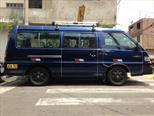 Mitsubishi L300 Van 2.5L Di 12Pas usado (2010) color Azul precio $12,500