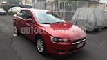Foto venta Auto usado Mitsubishi Lancer ES CVT (2010) color Rojo Rally precio $120,000