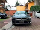 Foto venta Auto usado Mitsubishi Lancer ES (2009) color Gris Grafito precio $95,000