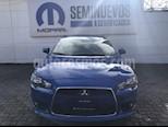 Foto venta Auto Seminuevo Mitsubishi Lancer ES (2015) color Azul precio $185,000