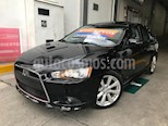 Foto venta Auto Seminuevo Mitsubishi Lancer GTS CVT Sun & Sound (2015) color Negro precio $205,000