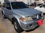 Foto venta carro Usado Mitsubishi Montero Sport 4x2 (2008) color Plata precio u$s4.500