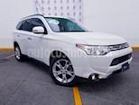 Foto venta Auto Usado Mitsubishi Outlander 2.4L Limited (2014) color Blanco precio $245,000