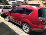 Foto venta Auto Seminuevo Mitsubishi Outlander 3.0L Limited (2010) color Rojo precio $170,000