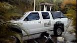 Foto venta Carro usado Nissan Frontier 2.4L Doble Cabina 4x4 DX (2008) color Blanco precio $28.500.000