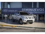 Foto venta Auto Seminuevo Nissan Frontier Pro-4X 4x4 V6 (2016) color Plata precio $405,000
