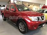 Foto venta Auto Seminuevo Nissan Frontier Pro-4X 4x4 V6 (2017) color Rojo precio $415,000