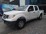 Foto venta Auto Seminuevo Nissan Frontier SE 4x4 V6 (2014) color Blanco precio $230,000