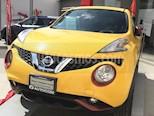 Foto venta Auto Seminuevo Nissan Juke 1.6 EXCLUSIVE CVT 5P (2017) color Amarillo precio $349,000