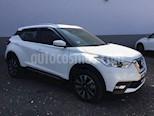 Foto venta Auto Seminuevo Nissan Kicks KICKS ADVANCE CVT AC (2017) color Blanco precio $283,000