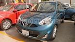 Foto venta Auto Usado Nissan March Advance (2018) color Azul precio $175,000