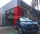 Foto venta Auto Seminuevo Nissan March Advance (2017) color Azul precio $175,000