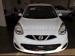 Foto venta Auto Usado Nissan March Sense  Aut (2016) color Blanco Alaska precio $139,000