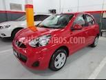 Foto venta Auto Seminuevo Nissan March Sense (2017) color Rojo precio $170,000