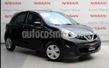 Foto venta Auto Seminuevo Nissan March Sense (2014) color Negro precio $115,000