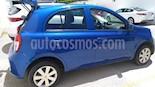 Foto venta Auto Seminuevo Nissan March Sense (2013) color Azul precio $120,000