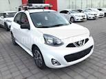 Foto venta Auto Seminuevo Nissan March SR  (2018) color Blanco precio $215,000