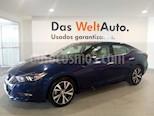 Foto venta Auto Seminuevo Nissan Maxima 3.5 Advance (2016) color Azul Cobalto precio $340,000