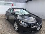 Foto venta Auto Seminuevo Nissan Maxima 3.5 SR CVT 4P (2014) color Negro precio $215,000