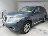 Foto venta Auto Seminuevo Nissan Pathfinder Advance (2013) color Azul precio $290,000