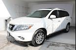 Foto venta Auto Seminuevo Nissan Pathfinder Advance (2014) color Blanco precio $338,000