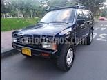 Foto venta Carro Usado Nissan Pathfinder BASICA M-A.- (1993) color Azul precio $17.400.000