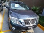 Foto venta Auto Seminuevo Nissan Pathfinder Exclusive 4x4 (2014) color Azul precio $307,200